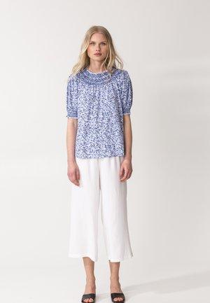 HELIA - T-shirt print - blue