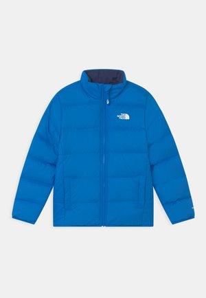 REVERSIBLE ANDES UNISEX - Down jacket - hero blue