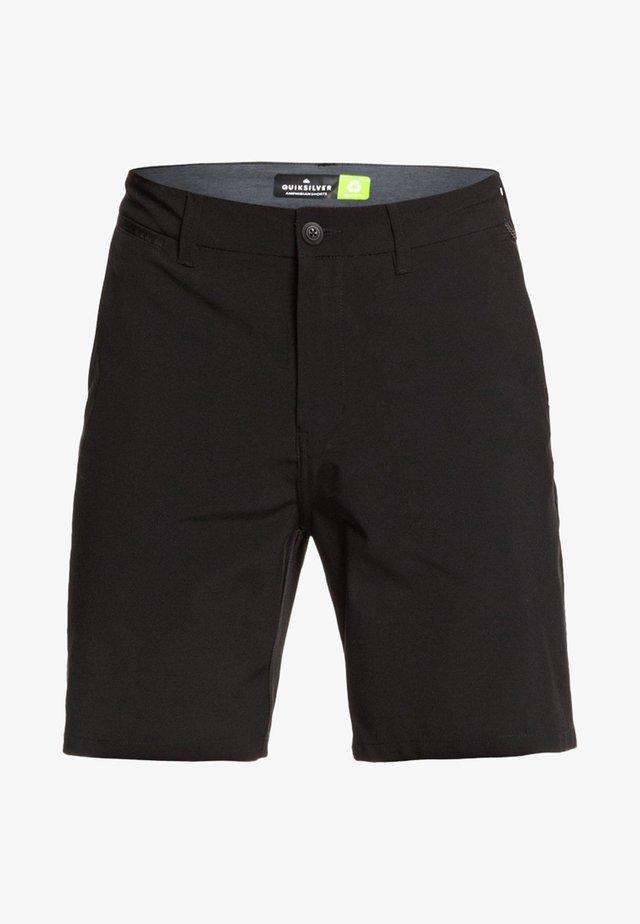 UNION  - Short de bain - black