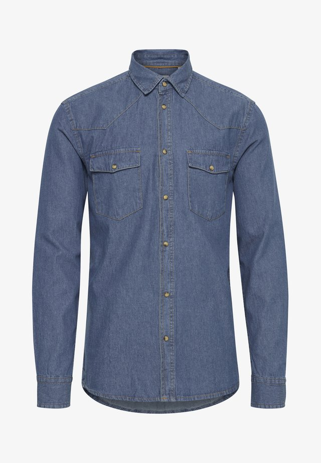 SAXON LS DENIM - Shirt - light