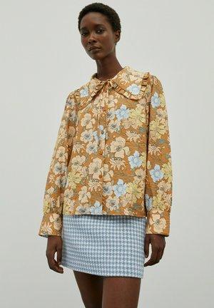 ROSALIE - Button-down blouse - hellgelb