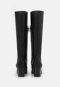 Alberta Ferretti - FRINGE BOOT - Boots - black - 3