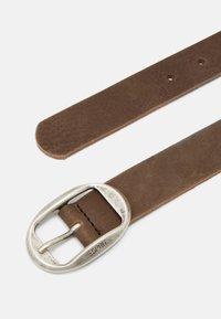 Esprit - ARIA BELT - Belt - brown - 1