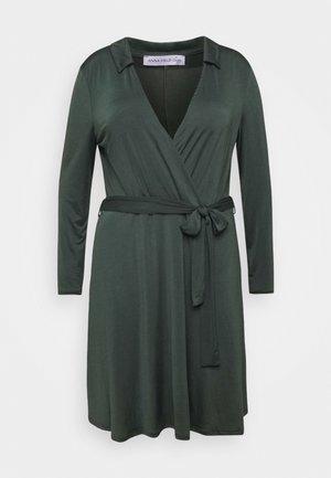 Vestido ligero - dark green