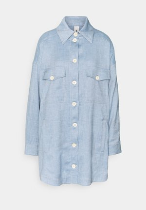 NASIM - Short coat - blau