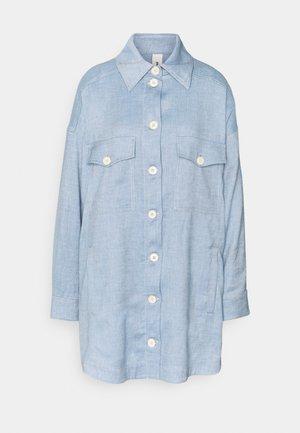 NASIM - Halflange jas - blau