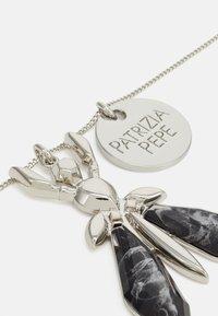 Patrizia Pepe - COLLANA - Necklace - stone black - 3