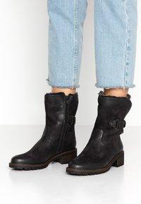 Pier One - Winter boots - black - 0