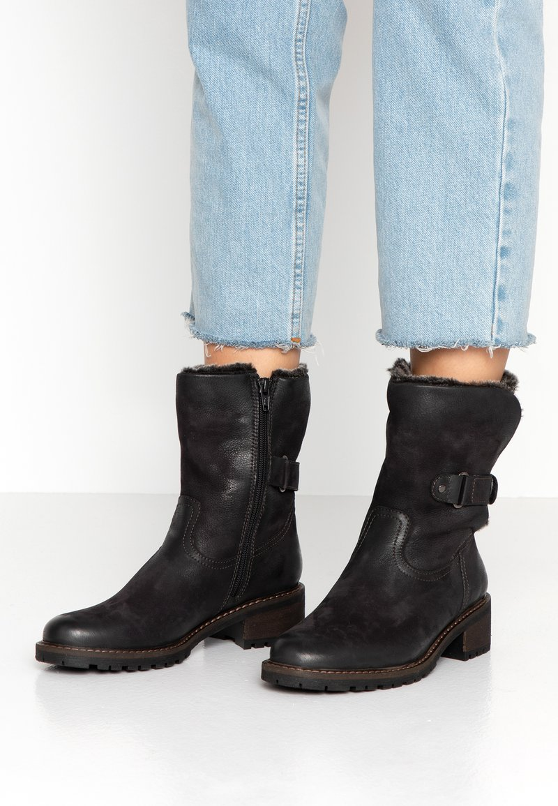 Pier One - Winter boots - black
