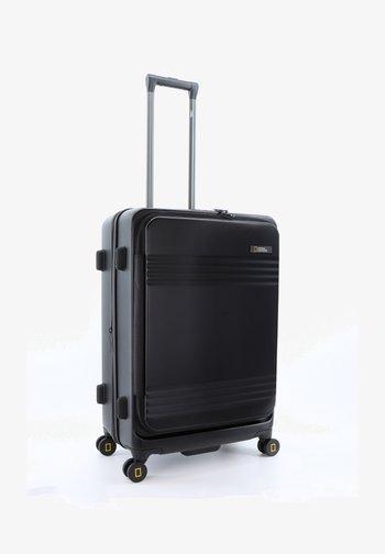 LODGE - Wheeled suitcase - schwarz