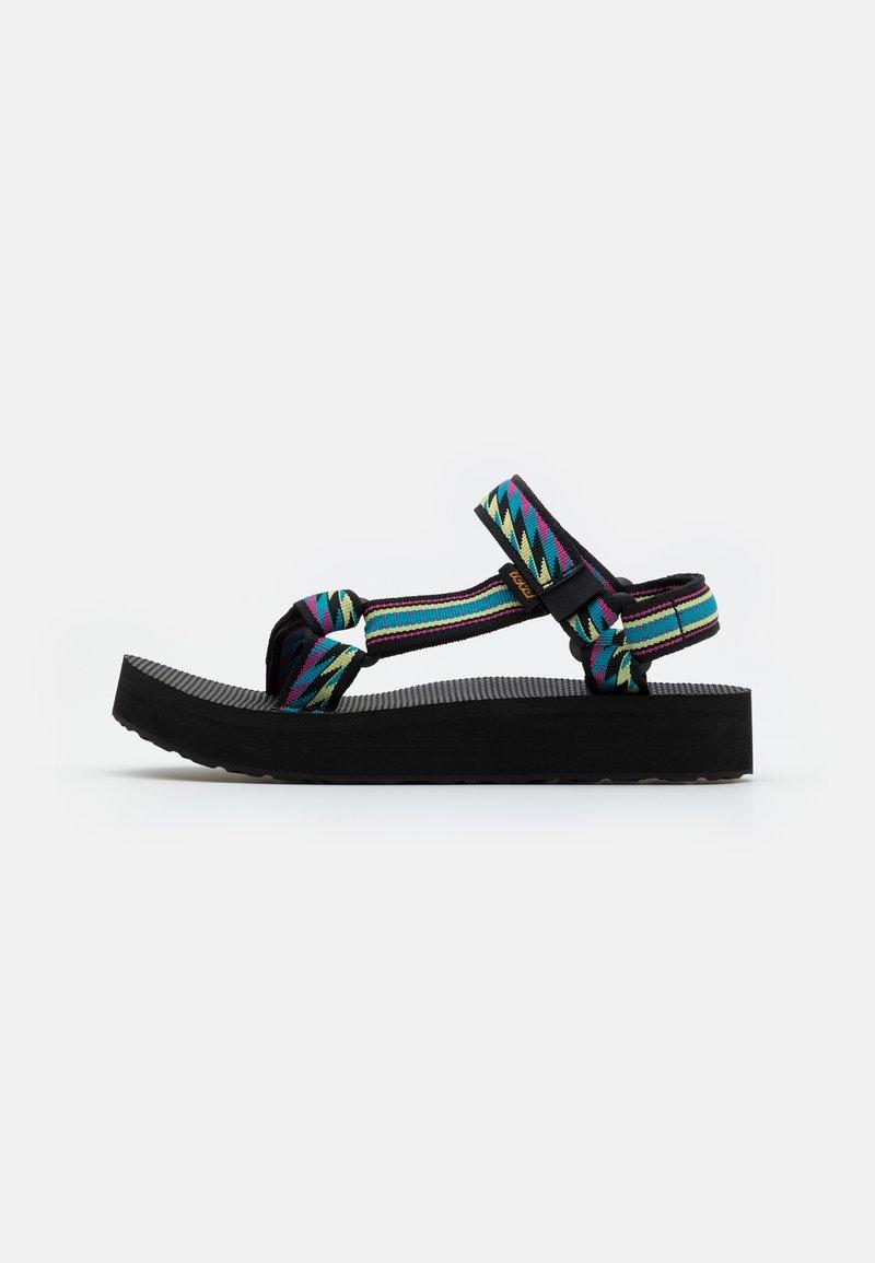 Teva - MIDFORM UNIVERSAL - Chodecké sandály - bolt retro