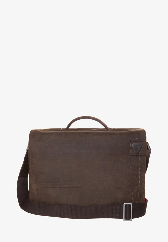 RICHMOND - Bandolera - dark brown