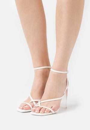 HAINIEL - Flip Flops - white
