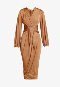 Closet - CLOSET LONDON - Cocktail dress / Party dress - rust - 4