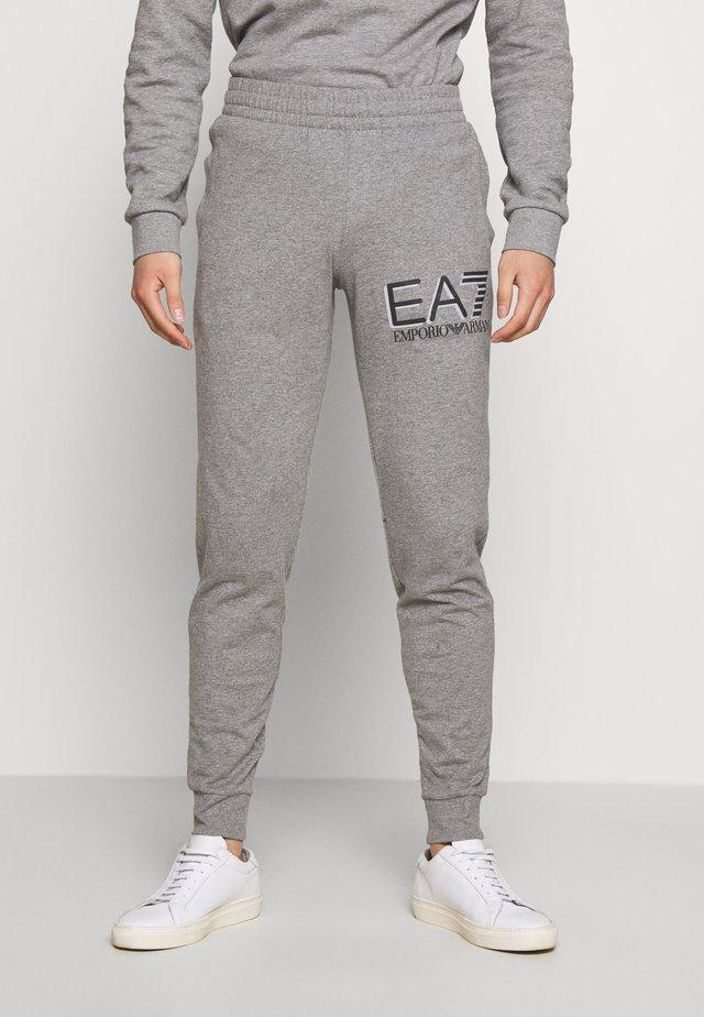 PANTALONI - Pantaloni sportivi - medium grey mel