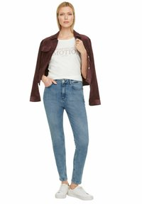 comma - Jeans Skinny Fit - stoned blue - 0