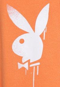 Missguided - PLAYBOY JUMBO  - Joggebukse - orange - 2