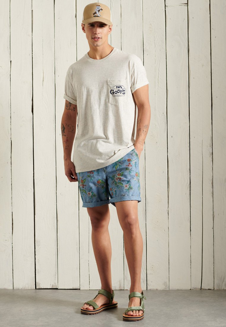 Uomo SUSHI ROLLERS - T-shirt con stampa