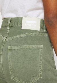Dr.Denim - ECHO - Jeans straight leg - washed green - 3