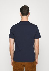 Lacoste - TH1868 - T-shirt med print - marine - 2