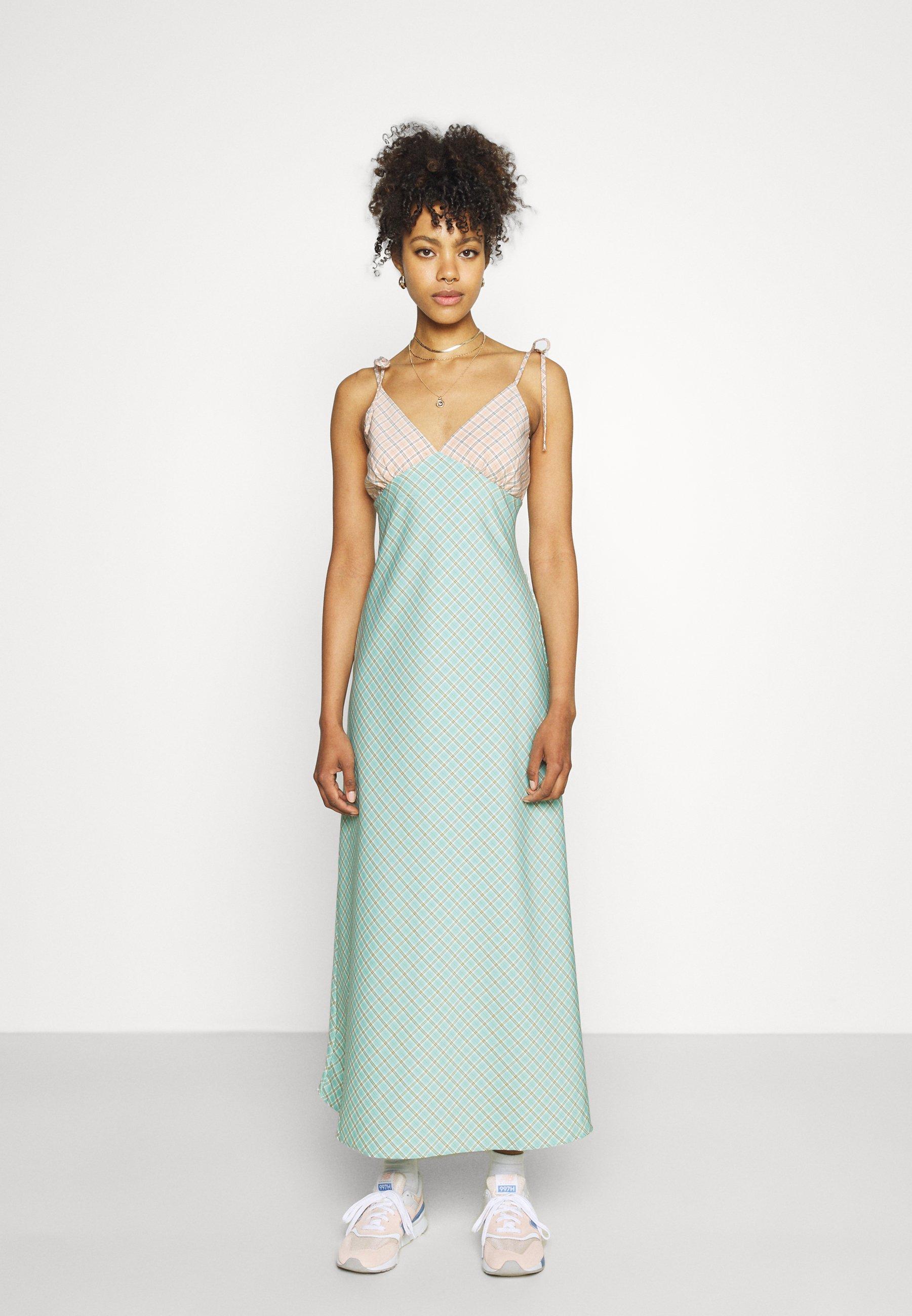 Women CAPRI DRESS - Maxi dress