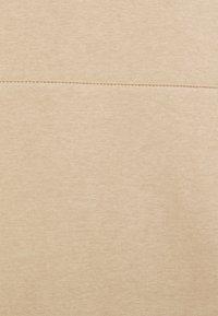 Selected Femme - SLFDREW HOOD - Hoodie - taupe - 2