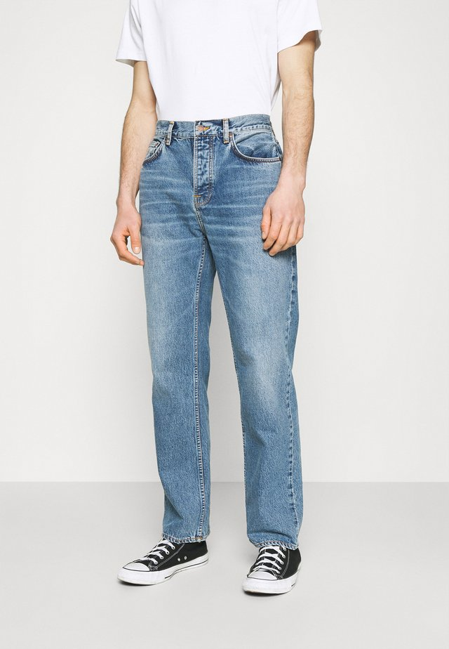TUFF TONY - Jeans baggy - indigo travel