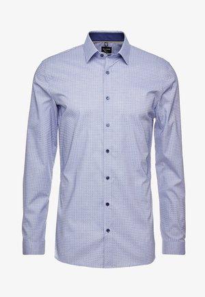 OLYMP NO.6 SUPER SLIM FIT - Kostymskjorta - marine