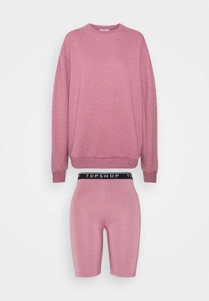 CYCLING SET - Sweater - pale pink