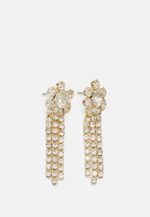 PCMINISTY EARRINGS - Uhani - gold color
