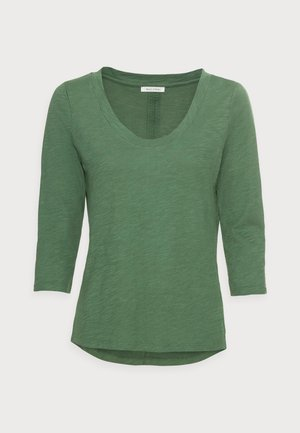 Long sleeved top - olive garden