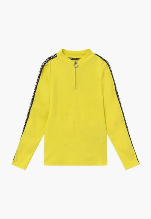 JUNIOR - Long sleeved top - yellow