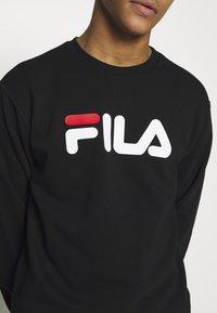 Fila - PURE - Collegepaita - black - 3