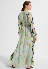 comma - Maxi dress - navy faded flower - 1