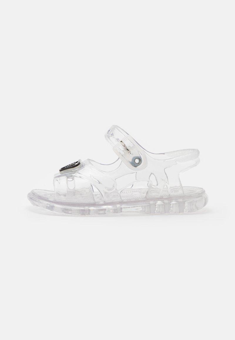 Emporio Armani - UNISEX - Sandals - transparent