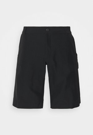 MENS TURIFO SHORTS - Sports shorts - black