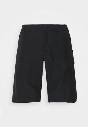MENS TURIFO SHORTS - kurze Sporthose - black