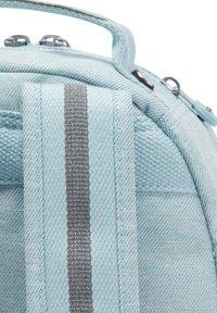 Kipling - SEOUL S - Rucksack - airy jeans block - 5