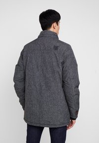 Cars Jeans - DEMSEY TASLON - Wintermantel - grey denim - 4