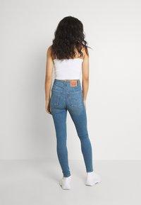 Levi's® - MILE HIGH ORANGE TAB - Jeans Skinny Fit - twice nice - 2