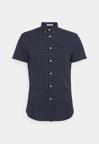 navy two tone