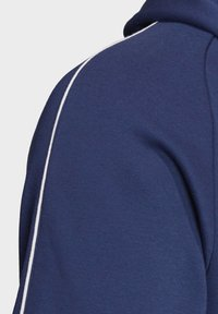 adidas Performance - CORE 19 HOODIE - veste en sweat zippée - blue - 10