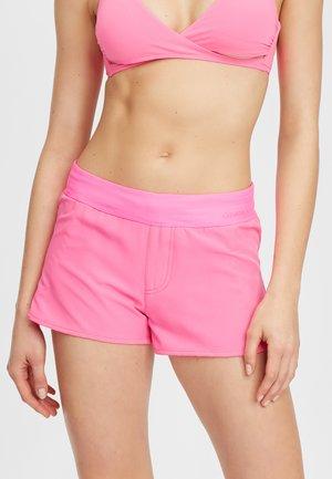 BIDART BOARD - Swimming shorts - rosa shocking
