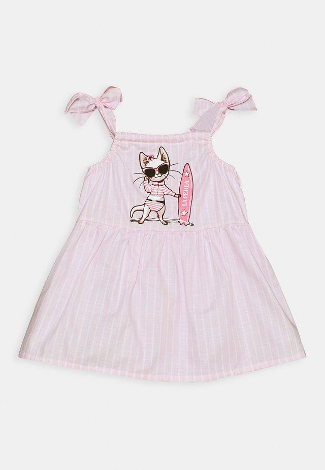BABY CAFTAN - Freizeitkleid - pink