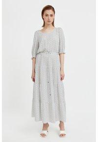 Finn Flare - Maxi dress - white - 0