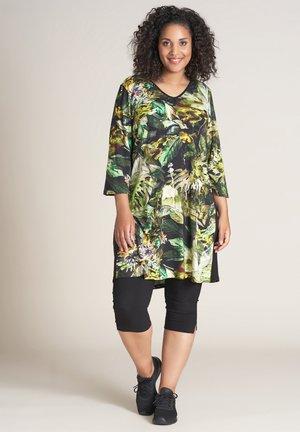 MONA - Jersey dress - multicoloured