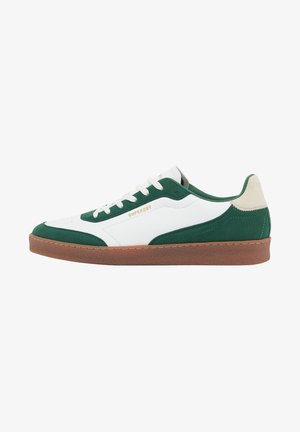 Sneakers laag - white/bowling green
