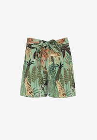 Auden Cavill - Shorts - grã¼n - 4