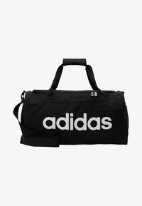 adidas Performance - LIN CORE  - Bolsa de deporte - black/white
