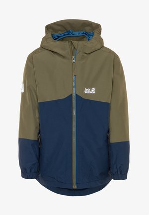 ICELAND - Outdoor jacket - dark indigo